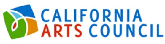 California Arts Council Grants